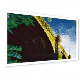 Photo of Albert Bridge Glasgow - photo print