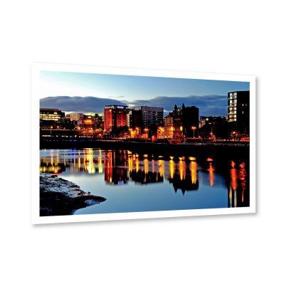 Broomielaw Glasgow photo print