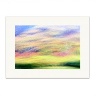Glencoe Autumn - Mounted Print thumbnail