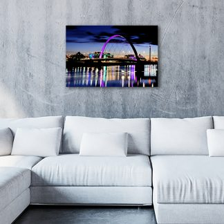 Photo of Squinty Bridge Canvas - Small