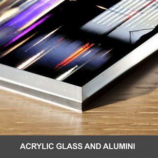 Acrylic Glass & Aluminium
