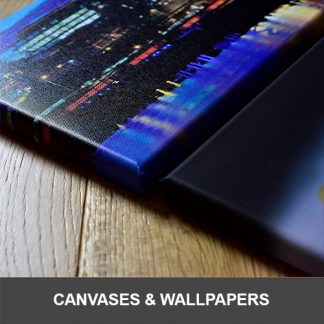 Canvases & Wallpaper