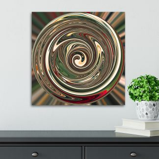 Vortex - Acrylic Glass