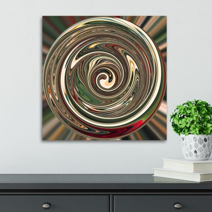 Vortex - Acrylic Glass