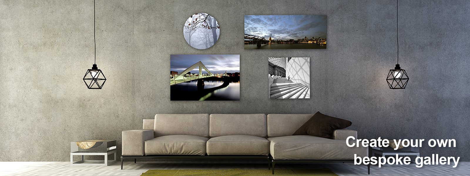 Create your own bespoke gallery slider